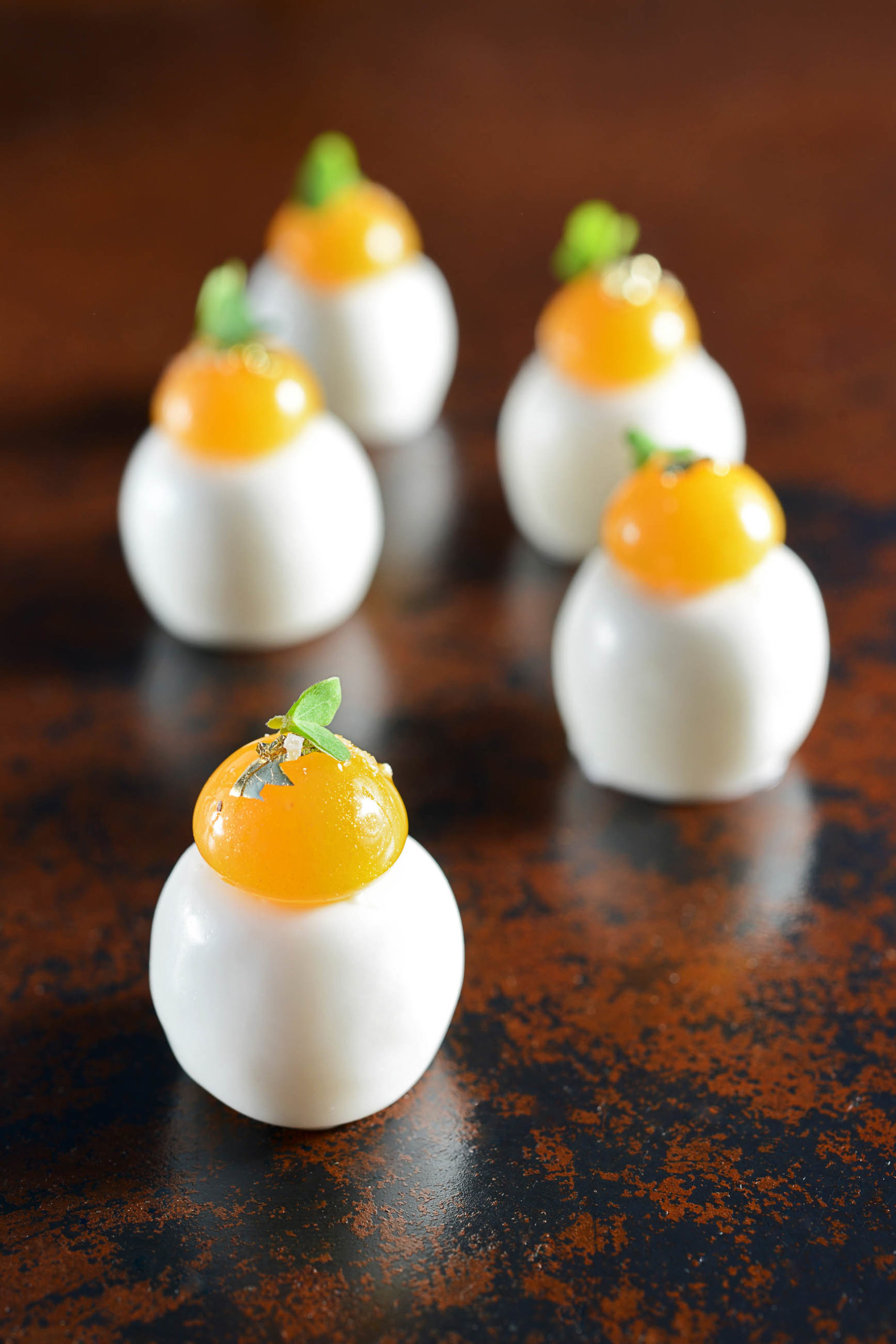 """Accompagnement """"food design"""" du Chef Davy Tissot et de la Team France sur le concours du Bocuse d'Or Europe 2020"""